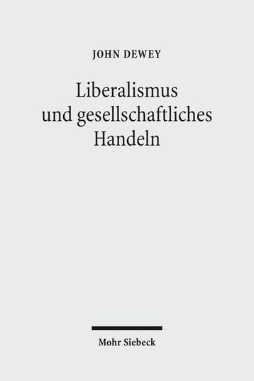 Liberalismus und gesellschaftliches Handeln