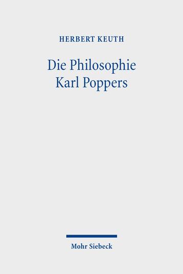 Die Philosophie Karl Poppers