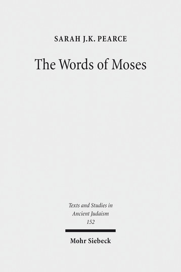 The Words of Moses