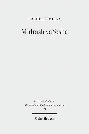 Midrash vaYosha