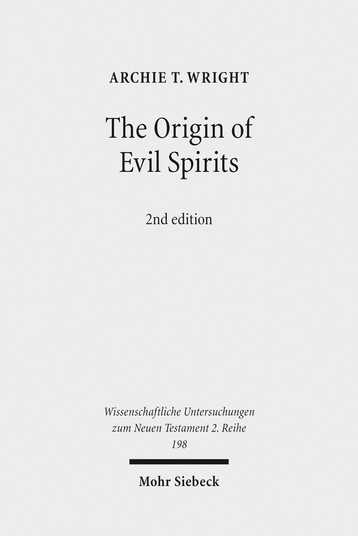 The Origin of Evil Spirits
