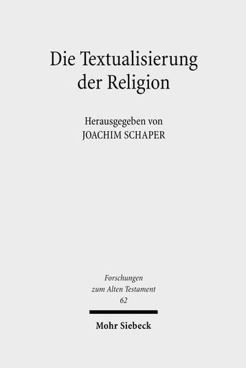 Die Textualisierung der Religion