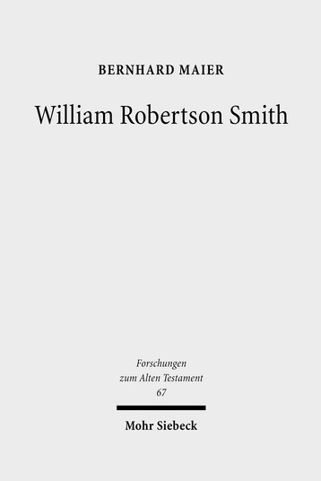 William Robertson Smith