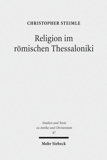 Religion im römischen Thessaloniki