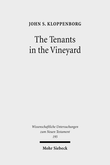 The Tenants in the Vineyard