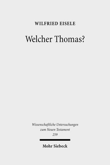 Welcher Thomas?