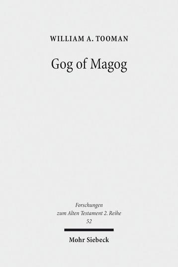 Gog of Magog