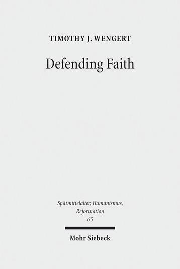Defending Faith