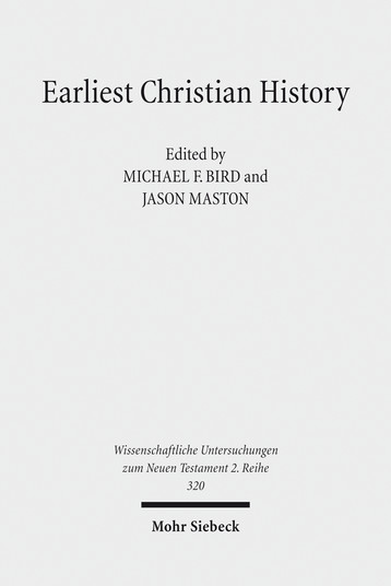 Earliest Christian History