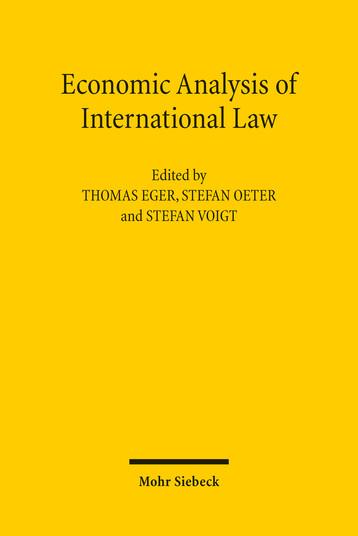 Economic Analysis of International Law