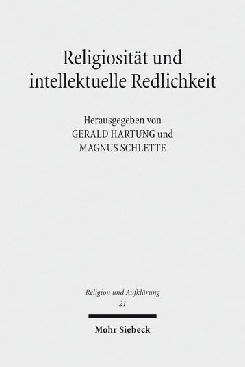 Religiosität und intellektuelle Redlichkeit