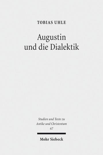Augustin und die Dialektik