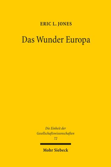 Das Wunder Europa