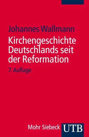 Kirchengeschichte Deutschlands seit der Reformation