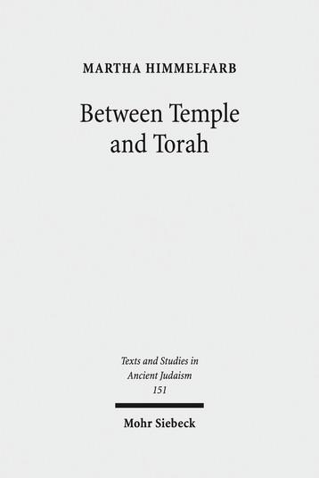 Between Temple and Torah