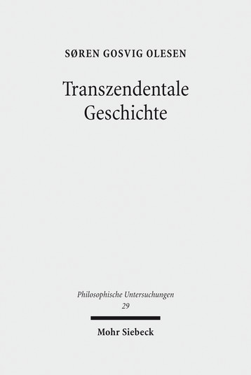 Transzendentale Geschichte