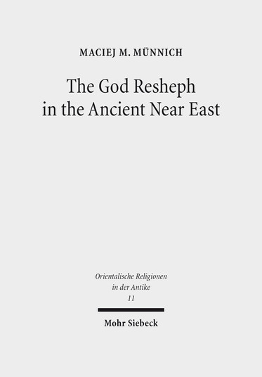 The God Resheph in the Ancient Near East