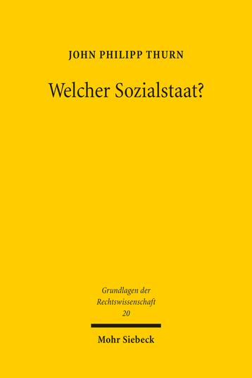 Welcher Sozialstaat?