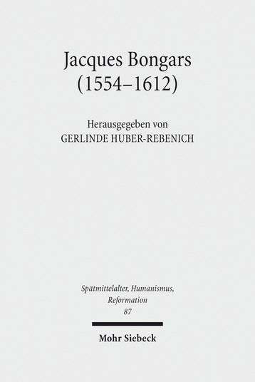 Jacques Bongars (1554–1612)