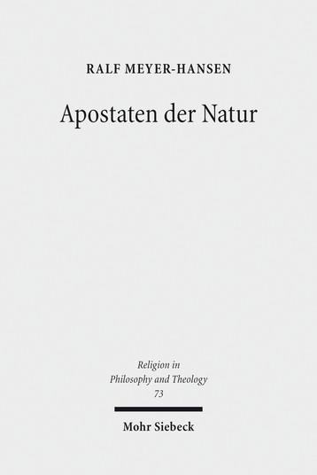 Apostaten der Natur