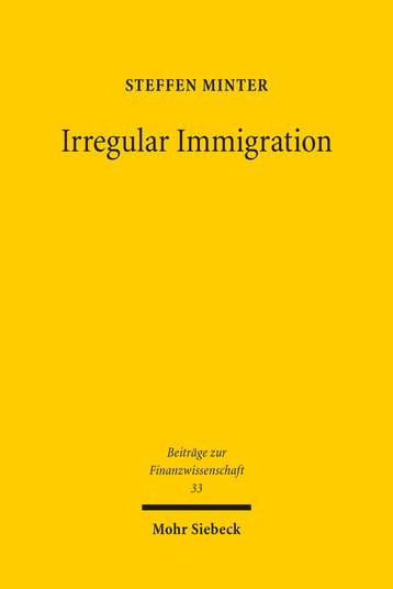Irregular Immigration