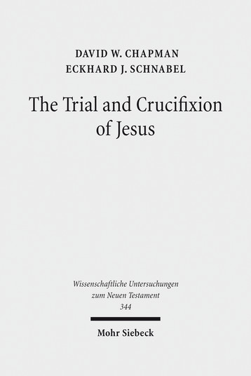 The Trial and Crucifixion of Jesus