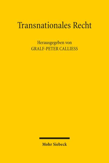 Transnationales Recht
