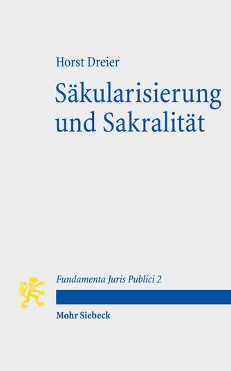 Säkularisierung und Sakralität