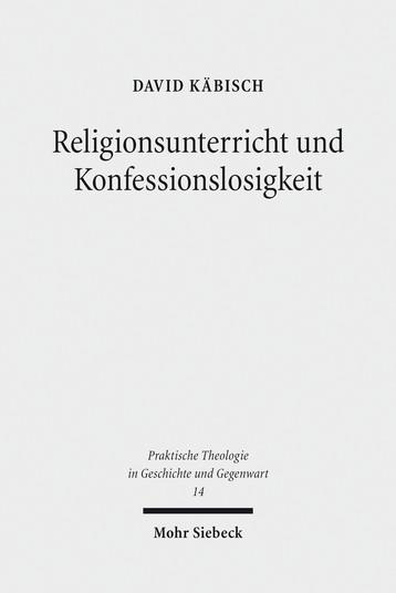 Religionsunterricht und Konfessionslosigkeit