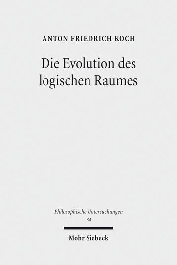Die Evolution des logischen Raumes