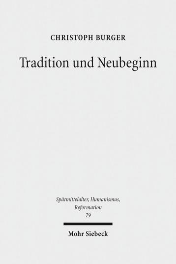 Tradition und Neubeginn