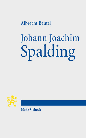 Johann Joachim Spalding