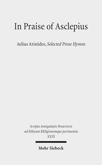 In Praise of Asclepius