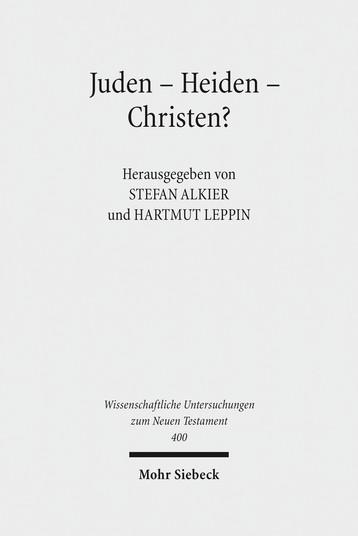Juden – Heiden – Christen?
