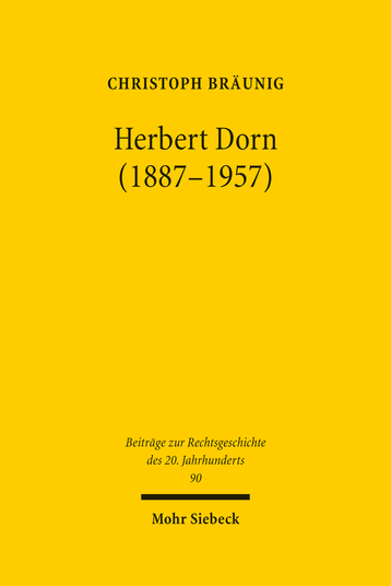 Herbert Dorn (1887–1957)