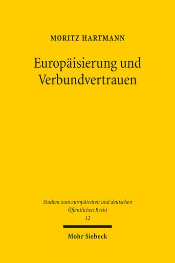 Europäisierung und Verbundvertrauen