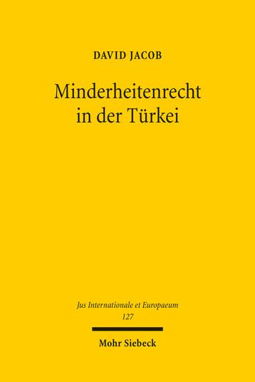 Minderheitenrecht in der Türkei