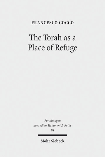 The Torah as a Place of Refuge