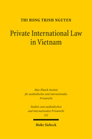 Private International Law in Vietnam