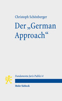 Der »German Approach«