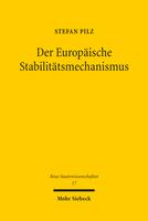 Der Europäische Stabilitätsmechanismus