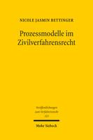 Prozessmodelle im Zivilverfahrensrecht