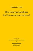 Der Informationsfluss im Unternehmensverbund