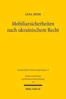 Mobiliarsicherheiten nach ukrainischem Recht