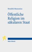 Öffentliche Religion im säkularen Staat