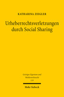 Urheberrechtsverletzungen durch Social Sharing