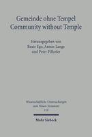 Gemeinde ohne Tempel /Community without Temple