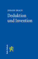 Deduktion und Invention