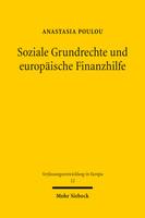 Soziale Grundrechte und europäische Finanzhilfe