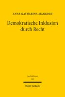 Demokratische Inklusion durch Recht